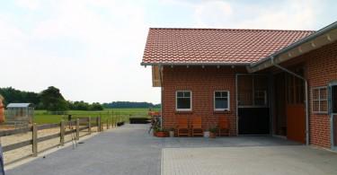 Wirtschaftsgebäude